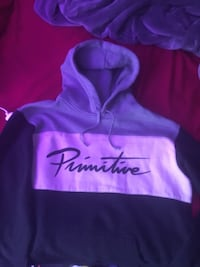 Pink grey and black primitive hoodie Thorold, L2V 1Z7