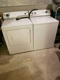 white washer and dryer set Woodbridge, 22191