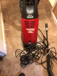 Husky 1700 psi pressure washer Capitol Heights, 20743