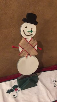 christmas snowman 18x6 Edinburg, 78542