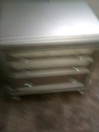 Two Drawer decorative cabinet