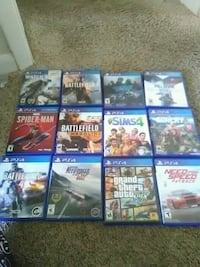 PS4 games Edgewood, 21040