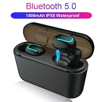 Sound Saint Wireless Bluetooth Earbuds w/ charging case. Edmonton, T6P 1J1