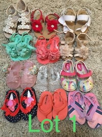 Girls Baby shoes 31 mi
