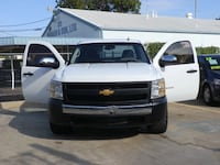 2008 CHEVY SILVERADO DALLAS