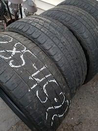 """285/45/22"""" USED TIRES NO TRADES"""