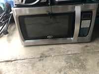 gray and black Oster microwave oven Newburgh, 12550