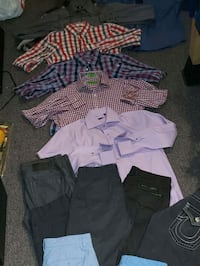 mens clothing,  true religion, guess,  Calvin Klein, lululemon  St. Catharines, L2R 6L6