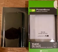 Power bank 10400mAh Stockholm, 123 34