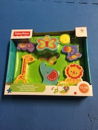 BNIB Fisher Price Silly Sounds Puzzle  Toronto, M1W 2A3