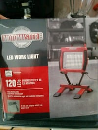 MASTERCRAFT LED Light