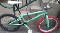 green and black BMX bike Lawrence, 01843