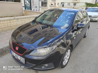 2011 Seat Ibiza 1.4 16V 85 HP REFERENCE 77c87a39-127d-45d7-a959-edc21c18d9d9