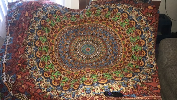Used Grateful Dead Tapestry For In