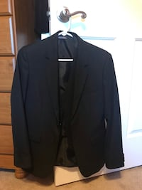 Boys size 16 three piece black suit  Pasadena, 21122