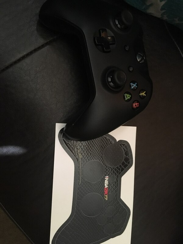 Xbox One Controller With Signed Kobe Bryant Skin Cover