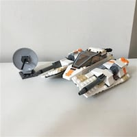 Lego Star Wars Rebel Snowspeeder #4500 Markham