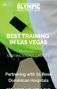 Personal training Las Vegas
