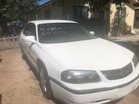 2005 Chevrolet Impala high miles 230k runs great needs front shocks  Bernalillo