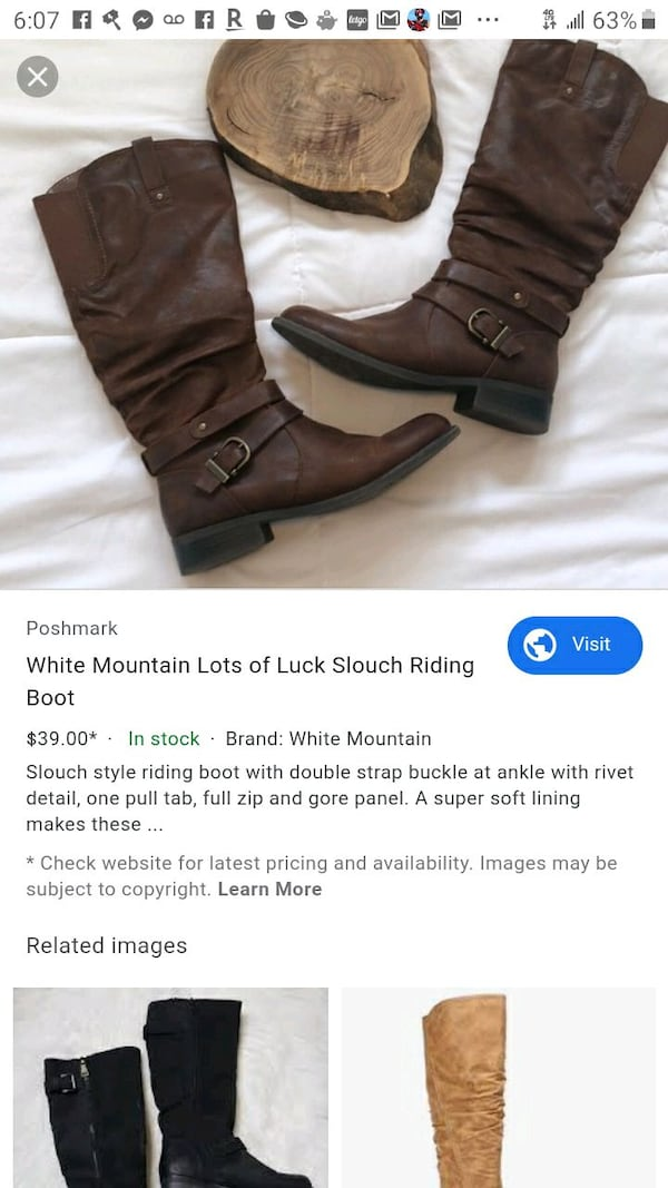Like new Womens boots! See pics for info!!
