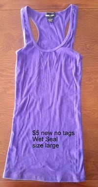 New no tags ~ Wet Seal ~ Large Martinsburg, WV, USA
