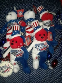 assorted-color plush toy lot Boutte, 70039
