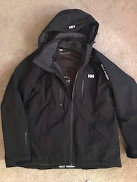 black zip-up jacket Edmonton, T5G 1E8