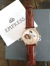Empress EM1206 Theodora Women's Automatic Watch Toronto