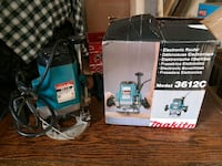 15amp Makita Plunge Router