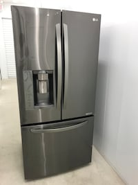 LG French Door Refrigerator (delivery included)