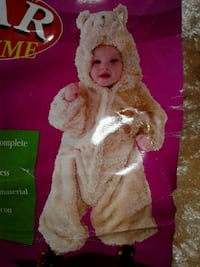 12-18 mo Bear Costume Eugene, 97404