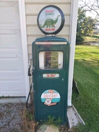 Old gas pump Portsmouth, 23701