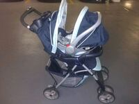 Graco Stroller with Removable Car Seat Alexandria, 22302