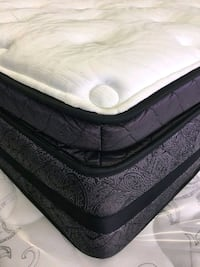 Extra Thick Pillowtop Double Mattress, New, Retail $1199 Edmonton