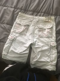 True religion jean shorts Washington, 20019