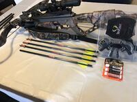 Excalibur micro 335 crossbow with extras! Johnstown, 15902