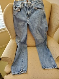 20x jeans size 29W 34L no holes or stains
