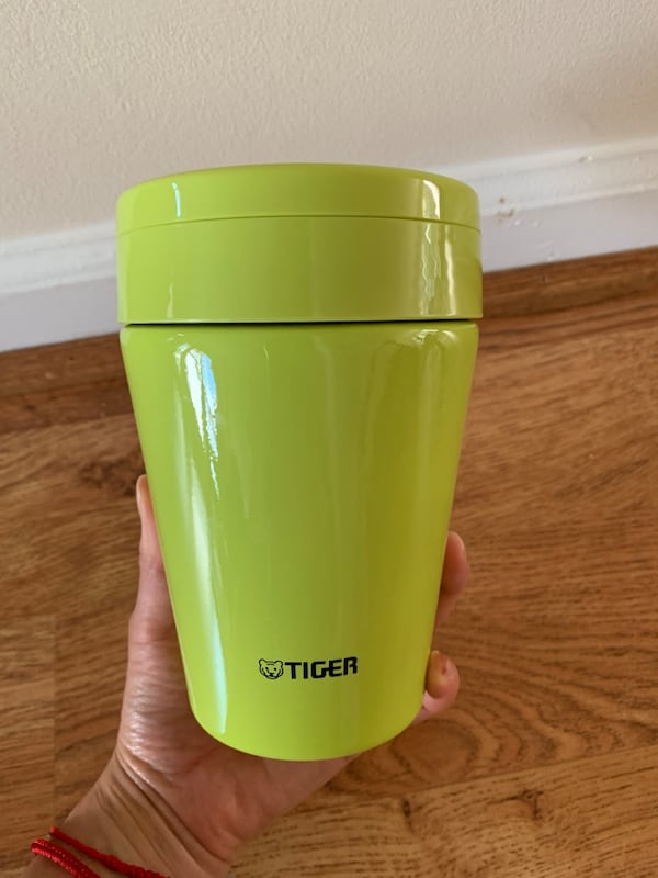 Tiger stainless steel soup cup (new) 5b83c3ed-348e-407e-a052-55c5a0ab31ad