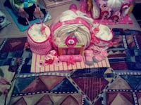 Drumset Gift bag  (ITS A GIRL) St. Louis, 63102