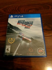 Need for speed Rivals ps4 Ajax, L1S 6E7