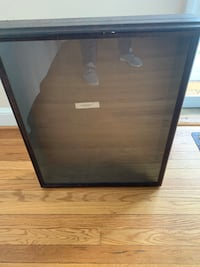 Wooden Shadow box arts and crafts