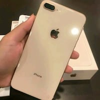 rose gold iPhone 8 plus with box Vienna, 22180