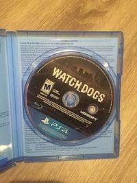 Watch dogs PS4 Pinellas Park, 33773