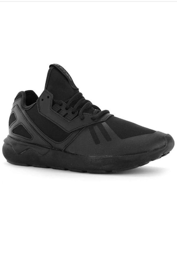 lowest price 2484d 85a28 Adidas Women's Tubular Runner Triple Black Shoes B