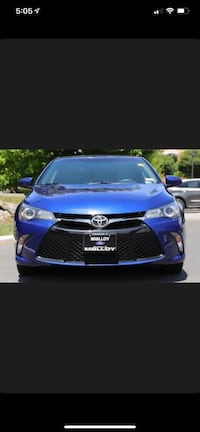 Toyota - Camry - 2016 Winchester