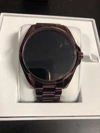 Micheal Kors Women's Smart Watch 2335 mi