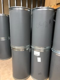 Free 55 gallon drums with lid ANKENY