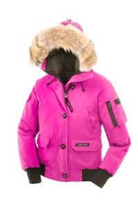Authentic Canada Goose Bomber in Summit Pink Quinte West, K0K 2B0