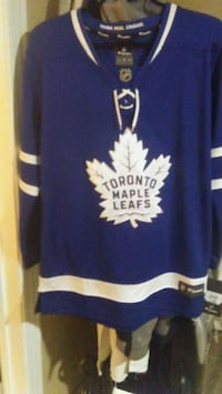 Toronto maple l9eafs jersey no writing on back Guelph, N1G 2V3