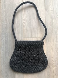 NEW Black Embroidery/Beaded Purse Markham, L6B 1N4